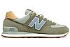 Оригінальні чоловічі кросівки New Balance 574 (ML574NT2)