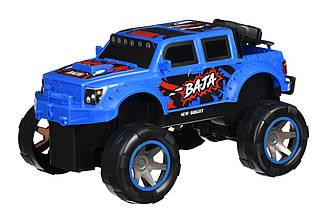 Автомобиль New Bright Baja Rally Blue 118 на радиоуправлении 1845, КОД: 2432307
