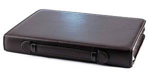 Ділова папка з еко шкіри AMO SSBW01 коричневий, фото 2
