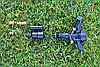 Дождеватель Presto-PS ороситель импульсный для огорода на 2 форсунки на ножке (RS 5022-7), фото 7
