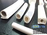 Профиль (уплотнитель) силиконовый резиновый 14х14 мм, фото 5