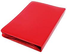 Жіноча ділова папка зі штучної шкіри AMO SSBW03 червоний, фото 3