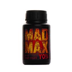 Супер стойкий топ без липкого слоя  Yo!Nails Mad Max без фильтра, 30 мл