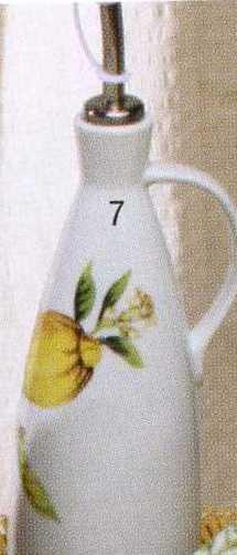 Бутылка с пробкой-дозатором для растительного масла 450 мл