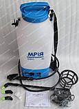 Аккумуляторный опрыскиватель Мрия 9 литров, фото 2