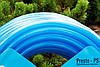 Шланг поливочный Presto-PS силикон садовый Caramel (синий) диаметр 3/4 дюйма, длина 50 м (CAR B-3/4 50), фото 2