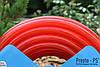 Шланг поливочный Presto-PS силикон садовый Caramel ++ (красный) диаметр 1/2 дюйма, длина 50 м (SE-1/2 503), фото 2