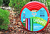Шланг поливочный Presto-PS силикон садовый Caramel ++ (красный) диаметр 1/2 дюйма, длина 50 м (SE-1/2 503), фото 3