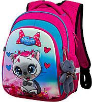 Рюкзак школьный для девочек Winner One R2-164