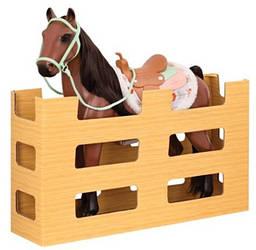 Игровая фигурка Branford Лошадь Кавалло с аксессуарами 50 см BD38031Z, КОД: 2426675