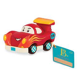 Машинка Battat Забавный автопарк Гоночная машинка BX1496Z, КОД: 2431077