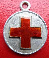 Росія Російсько-Японська війна для медиків 1904-1905 рік срібло емаль