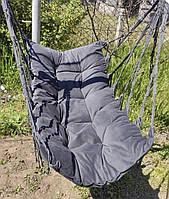 Бавовняний шнур Макраме Молочний. 250 г,100 м, 3 мм, фото 2