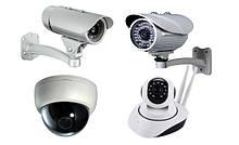 Камеры, видеонаблюдение