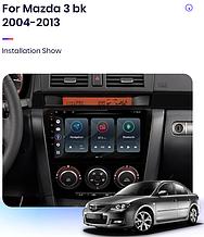 Junsun 4G Android магнітола для Mazda 3 2004 - 2013 BK BL wifi