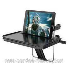 Підставка під ноутбука DH03 Car back seat small table / black