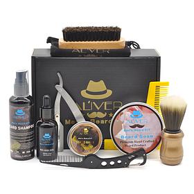 Косметика для гоління і догляду за бородою