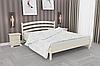 """Кровать """"Л-211"""" из натурального дерева / СКИФ"""