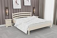 """Ліжко """"Л-211"""" з натурального дерева / СКІФ, фото 1"""