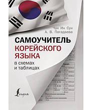 Самоучитель корейского языка в схемах и таблицах А. В. Погадаева, Чун Ин Сун
