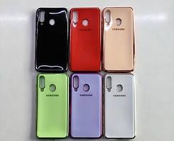 Чехол TPU+Силикон для Samsung Galaxy A60