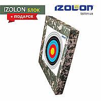 Изолон-блок (Стрелоулавливатель) 1000*1000*100 мм более 7 кг, фото 1