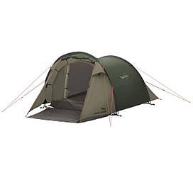 Намет 2-місний Easy Camp Spirit 200 Темно-зелений