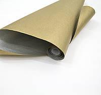 Золотая рисовая бумага с оттиском для упаковки цветов FLOINGS