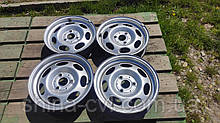 Нові металеві диски 3.112 R15 5.5J ET22 DIA57.1 SMART FOR TWO (COUPE 2007-2016)