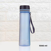 Пляшка для води CASNO 1000 мл KXN-1111 Блакитна