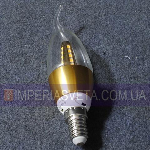 Светодиодная лампочка IMPERIA Led 5W Е-14 свеча на ветру LUX-531116