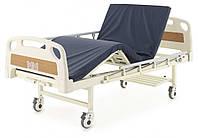 Медицинская кровать с матрасом E-8, 4 секции