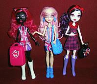 Набор кукол монстер хай Монстрозвезды в Лондуме Monster High Ghoulebrities in Londoom