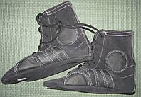 Борцовки самбетки кожаные (размер 30-39)