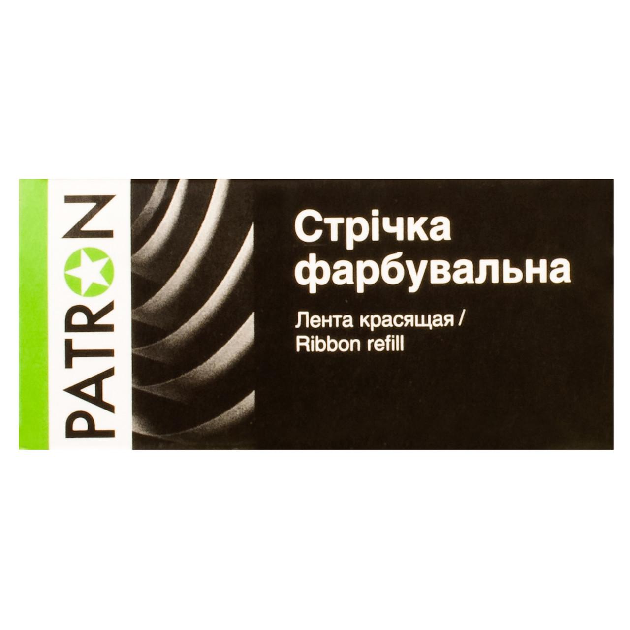 Стрічка Patron для матричного принтера 12.7 мм x 7м Л. М.