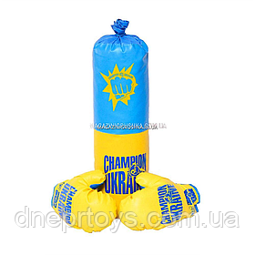 Боксерський набір «Champion Ukraine» (середня)