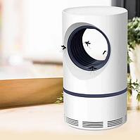 Лампа уничтожитель насекомых и комаров электрический Mosquito Killer USB