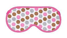 Маска для сна Corylus Горох Розовая, КОД: 226212