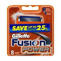 Катридж Gillette fusion 8 шт