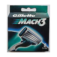 Катридж Gillette маch 3 8 шт