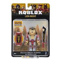 Коллекционная фигурка Jazwares Roblox Lion Knight ROG0113, КОД: 2430219