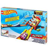 Трек Hot Wheels Хот Вилс суперточные попадания Mattel (GBF89)