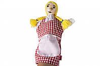 Кукла перчатка goki Гретель 51997G, КОД: 2428033