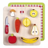 Игровой набор Janod Фрукты и овощи J06529, КОД: 2426873