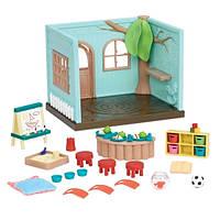 Игровой набор Lil Woodzeez Детская комната маленькая 6161Z, КОД: 2429219