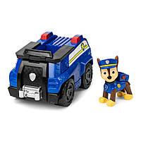 Набор Spin Master Paw patrol Базовый спасательный автомобиль с Гонщиком SM16775 9900, КОД: 2429929