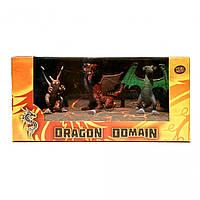 Игровой набор HGL Dragon Domain Мир драконов Серия F SV12289, КОД: 2430289