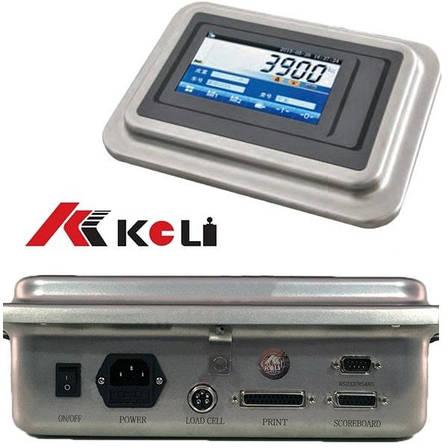 Весовой индикатор Keli D39, фото 2