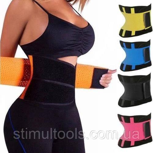 Стягуючий пояс для схуднення Hot Shapers Power Belt для фітнесу і тренувань