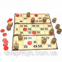Настольная игра DANKO TOYS «Козацьке лото», дерево (DT G48-T), фото 3